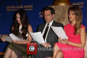 Megan Fox, Ed Helms and Jessica Alba