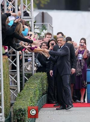 Golden Globe Awards, George Clooney, Beverly Hilton Hotel