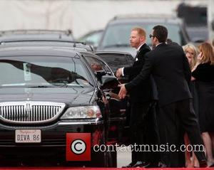 Jesse Tyler Ferguson  The 69th Annual Golden Globe Awards (Golden Globes 2012) held at The Beverly Hilton Hotel -...