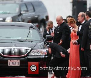 Kelsey Grammer, Cash Warren, Golden Globe Awards and Beverly Hilton Hotel
