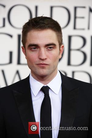 Robert Pattinson, Beverly Hilton Hotel