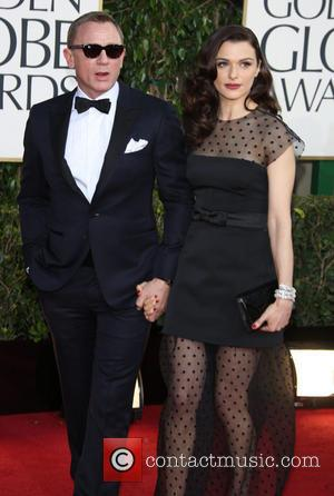 Daniel Craig, Rachel Weisz, Golden Globes