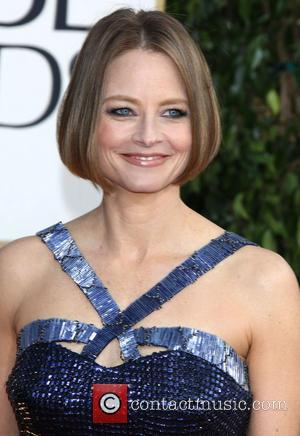 Jodie Foster 70th Annual Golden Globe Awards held at the Beverly Hilton Hotel - Arrivals  Featuring: Jodie Foster Where:...