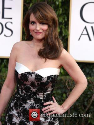 Tina Fey and Beverly Hilton Hotel