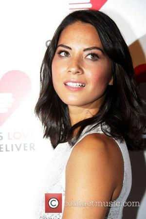 Olivia Munn  God's Love We Deliver 2012 Golden Heart Awards Celebration at the Cunard Building New York City, USA...
