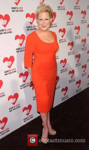 Bette Midler God's Love We Deliver 2012 Golden Heart Awards Celebration at the Cunard Building New York City, USA -...