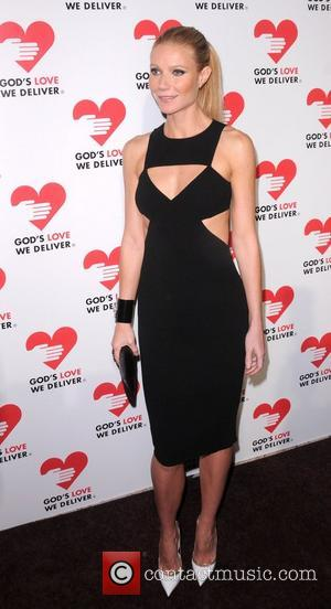 Gwyneth Paltrow God's Love We Deliver 2012 Golden Heart Awards Celebration at the Cunard Building New York City, USA -...