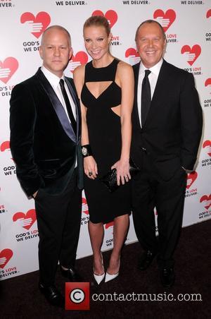 Ryan Murphy, Gwyneth Paltrow and Michael Kors
