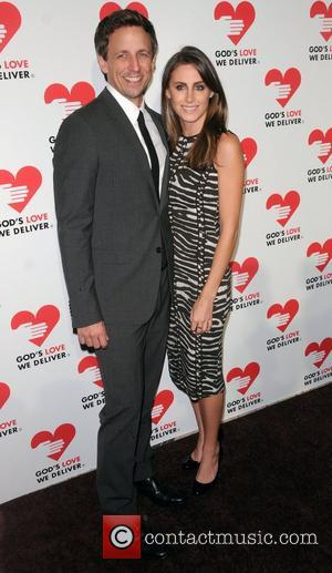 Seth Meyers Marries Long Term Girlfriend Alexi Ashe