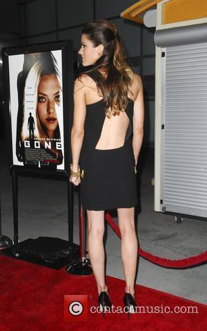 Jennifer Carpenter  The Los Angeles Premiere of 'Gone' at ArcLight Hollywood - Arrivals Los Angeles, California - 21.02.11