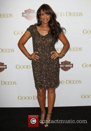 Beverly Johnson Lionsgate's Good Deeds Premiere held at Regal Cinemas L.A. Live Los Angeles, California - 14.02.12