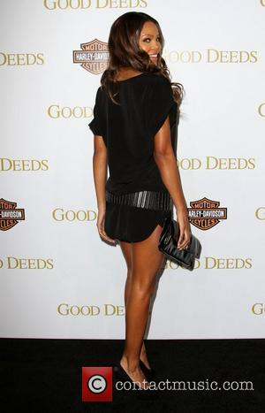 Crystle Stewart Lionsgate's Good Deeds Premiere held at Regal Cinemas L.A. Live Los Angeles, California - 14.02.12