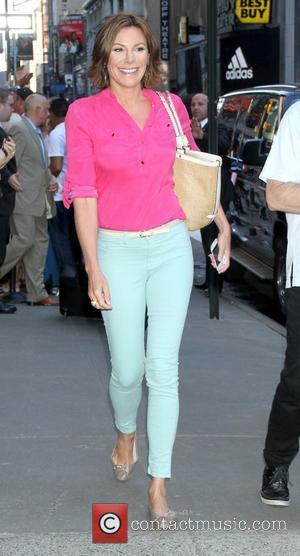 LuAnn de Lesseps Celebrities arriving at the 'Good Morning America' studios New York City, USA - 31.05.12