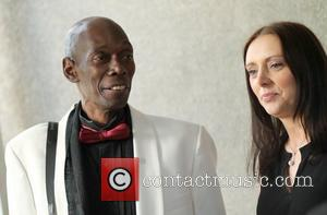 Maxi Jazz  The Goodwood Party at the Goodwood Festival of Speed 2012 - Arrivals  Goodwood, West Sussex 30.06.12