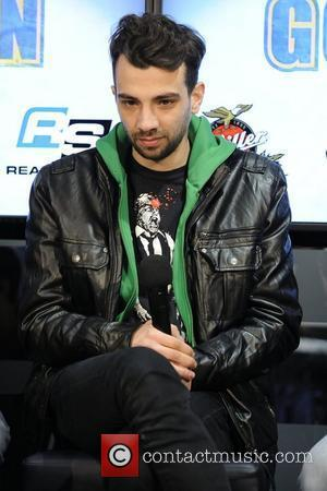 Jay Baruchel cast member from 'Goon' appears at Real Sports Apparel to promote their upcoming movie.  Toronto, Canada -...