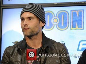 Seann William Scott  cast member from 'Goon' appears at Real Sports Apparel to promote their upcoming movie.  Toronto,...