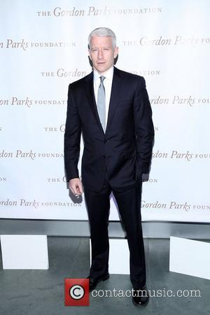Anderson Cooper the Gordon Parks Centennial Gala at the Museum of Modern Art New York City, USA - 05.06.12