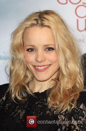 Rachel McAdams 'The Gospel of Us' gala screening held at the Renoir Cinema - Arrivals London, England - 11.04.12