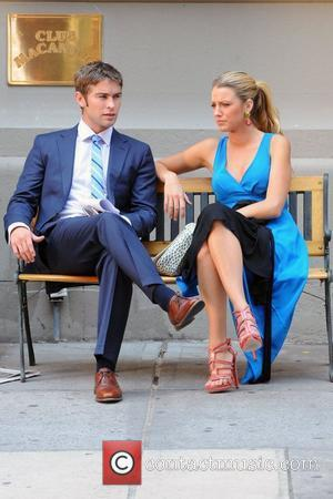 Chace Crawford, Blake Lively and Gossip Girl