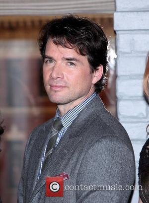 Matthew Settle The Mayoral proclamation in celebration of the 'Gossip Girl' 100th episode at Silver Cup Studios New York City,...