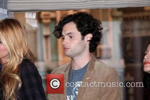 Penn Badgley The Mayoral proclamation in celebration of the 'Gossip Girl' 100th episode at Silver Cup Studios New York City,...