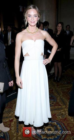 Emily Blunt and Gotham Independenent Film Awards