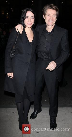 Willem Dafoe, Gotham Awards 2012