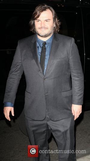 Jack Black, Gotham Awards 2012