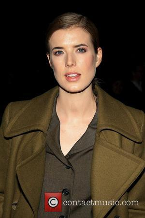 Agyness Deyn and Gotham Independenent Film Awards