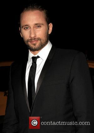 Matthias Schoenaerts,  at The Independent Film Project's 22nd Annual Gotham Independenent Film Awards at Cipriani  New York City,...