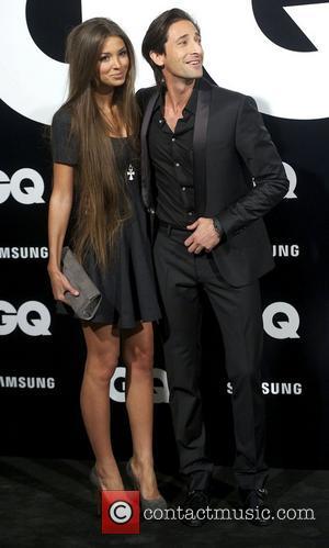 Adrien Brody, Lara Nieto, Men and Year