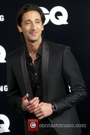 Adrien Brody, Men and Year