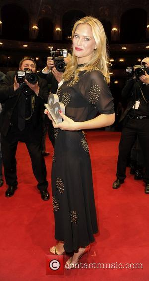 Bar Refaeli The GQ Men of the Year Award at Komische Oper  Berlin, Germany - 26.10.12 **Not available for...