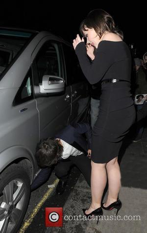 Alexandra Roach and Harry Styles