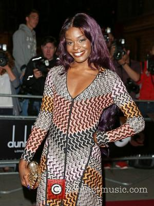 Azealia Banks The GQ Men of the Year Awards 2012 - arrivals London, England - 04.09.12