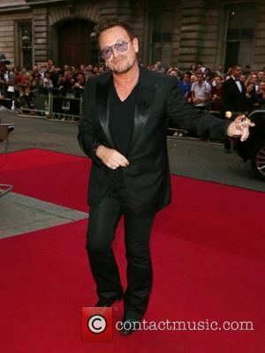Bono Receives Honorary Degree