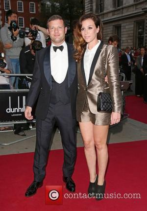 Dermot O'Leary and Dee Koppang The GQ Men of the Year Awards 2012 - arrivals London, England - 04.09.12