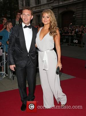 Nick Candy and Holly Valance The GQ Men of the Year Awards 2012 - arrivals London, England - 04.09.12
