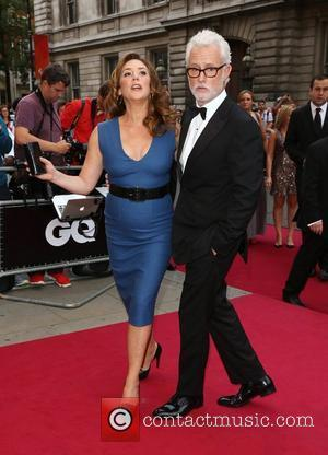 Talia Balsam and John Slattery The GQ Men of the Year Awards 2012 - arrivals London, England - 04.09.12