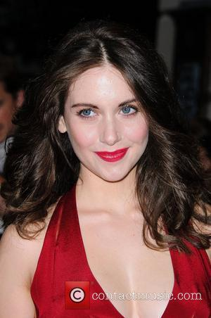 Alison Brie The GQ Men of the Year Awards 2012 - arrivals London, England - 04.09.12