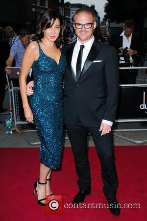 Heston Blumenthal The GQ Men of the Year Awards 2012 - arrivals London, England - 04.09.12