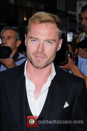 Ronan Keating The GQ Men of the Year Awards 2012 - arrivals London, England - 04.09.12
