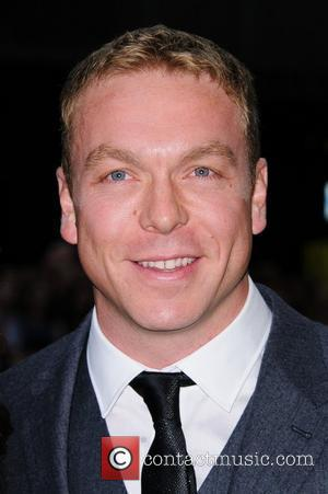Chris Hoy The GQ Men of the Year Awards 2012 - arrivals London, England - 04.09.12