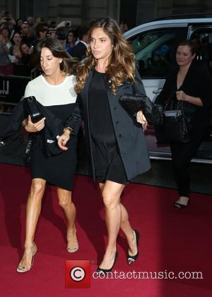 Ayda Field The GQ Men of the Year Awards 2012 - arrivals London, England - 04.09.12