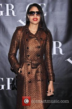 Kali Hawk Broadway opening night of 'Grace' held at the Cort Theatre - Arrivals New York City, USA - 04.10.12