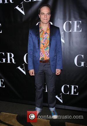 Michael Shannon Broadway opening night of 'Grace' held at the Cort Theatre - Arrivals New York City, USA - 04.10.12