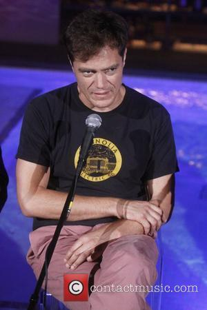 Michael Shannon Press Conference for the Broadway play 'Grace', held at the Grace Hotel.  New York City, USA –...