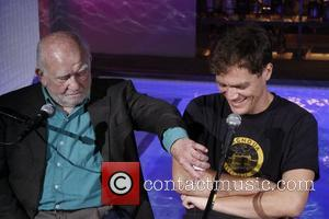 Ed Asner and Michael Shannon