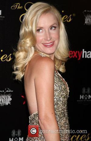 Angela Kinsey  The 37th Annual Gracie Awards Gala at Beverly Hilton Hotel  Los Angeles, California, USA - 22.05.12