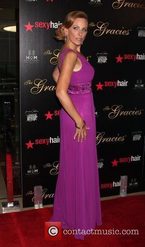 Marlee Matlin The 37th Annual Gracie Awards Gala at Beverly Hilton Hotel  Los Angeles, California, USA - 22.05.12